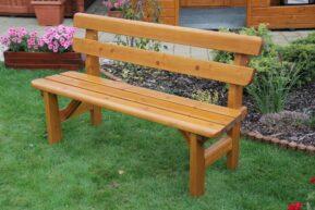 Záhradná lavička FINLAND