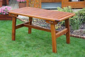 Záhradný stôl malý FOLD