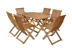 Záhradné sedenie HECHT BASIC SET 6