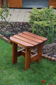 Záhradná mini stolička ORB