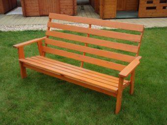 Záhradná lavička SEVILA