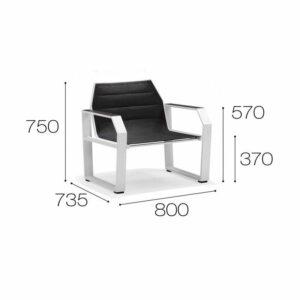 NOMAD - sedacia súprava