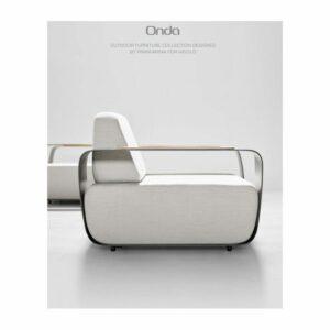 Luxusná sedacia súprava Onda