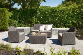 Záhradné sedenie Corona