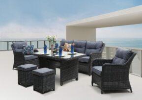 Záhradné sedenie San Diego atracit