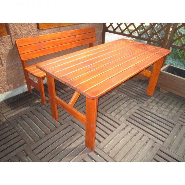 Záhradný stôl Malorka EKO