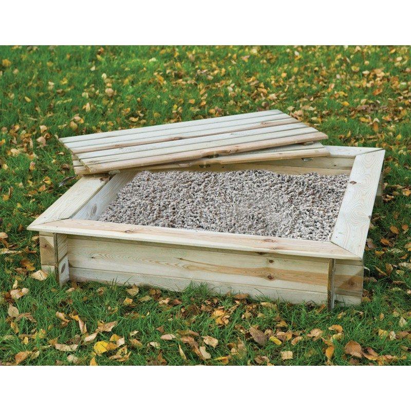 Záhradné pieskovisko s krytom 120 Tuindeco