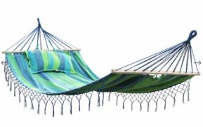 Hojdacia sieť MAXI - modrá