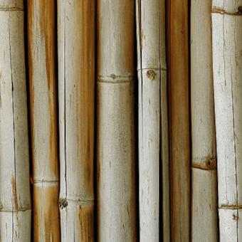 Materiál záhradného nábytku - bambus