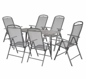 Kovové sedenie Hecht Navassa Lux 6