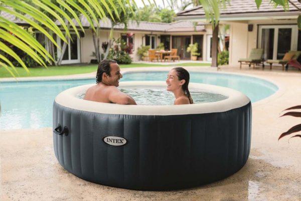 Bazén vírivý nafukovací Pure Spa Plus