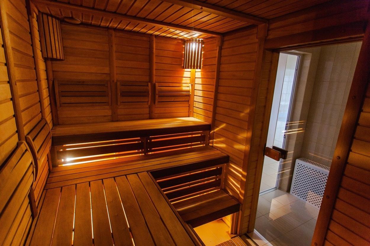 domáca fínska sauna