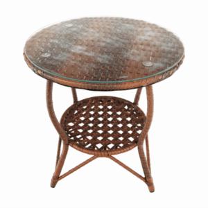 Ratanový stôl Jarub
